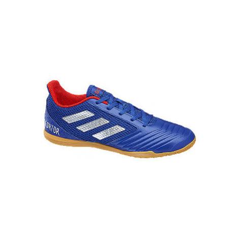 Modré sálové tenisky Adidas Predator 19.4 In Sala