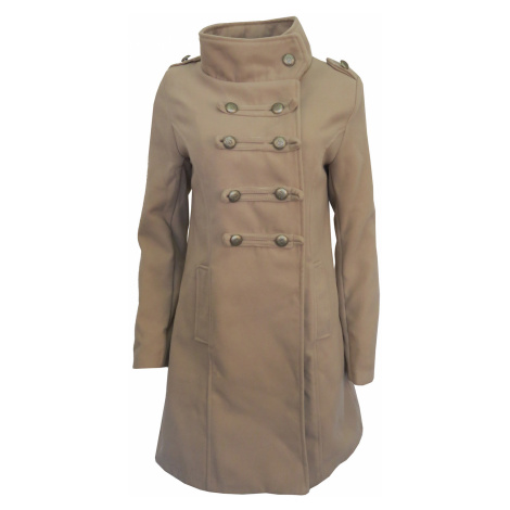Vojenský kabát Made in Italy