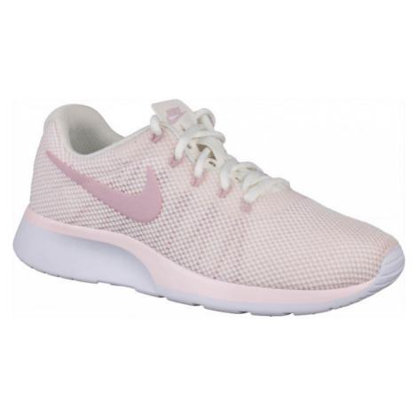 Nike TANJUN RACER W béžová - Dámská obuv