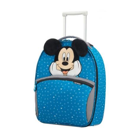 SAMSONITE Kufr dětský Disney Ultimate 2.0 Upright 49/18 Cabin Mickey Letters, 36 x 18 x 49 (1094