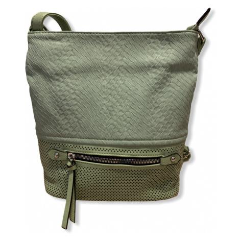 Dámská kabelka NewBerry Whera, zelená New Berry