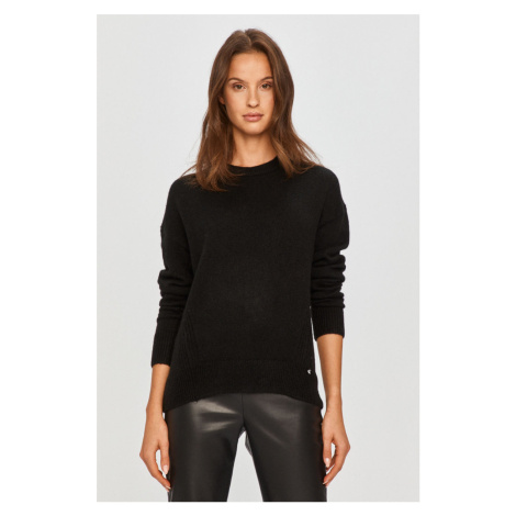 Calvin Klein dámský černý svetr