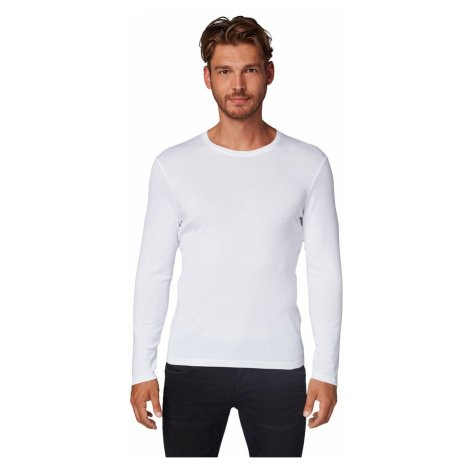 Tom Tailor pánské tričko s dlouhým rukávem 1014986 20000