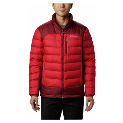 Bunda Columbia Autumn Park™ Down Jacket - červená