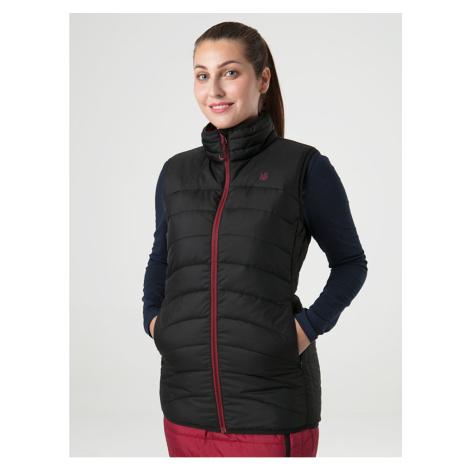 IRENA women's sports vest black LOAP