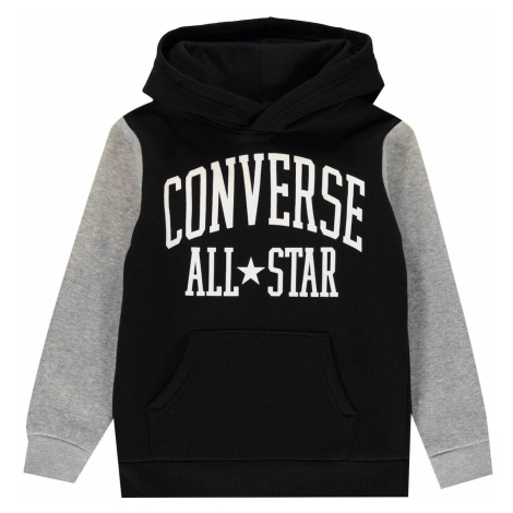Converse Colour Block Hoodie Junior Boys