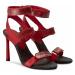 Sandály CARINII - B3889 H54-H55-000-C19