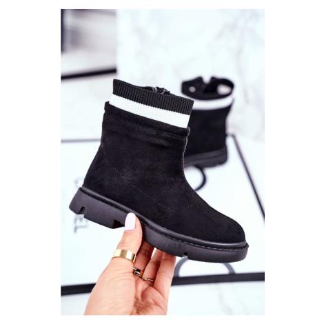 Children's Boots Warm Black Pinko Kesi