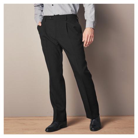 Blancheporte Kalhoty, 100% polyester, elastický pas černá