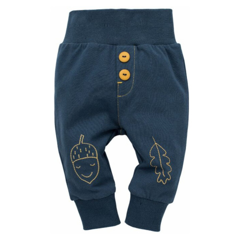 Pinokio Kids's Secret Forest Leggings Navy Blue
