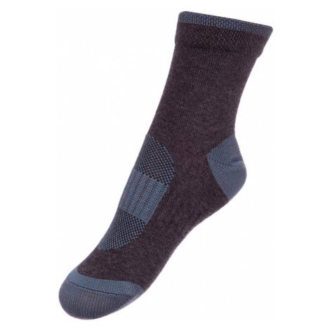 ALPINE PRO RAPID 2 Dětské ponožky KSCN014569 Brittany blue