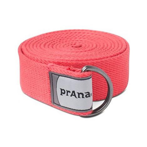 Prana Raja Yoga Strap, carmine pink