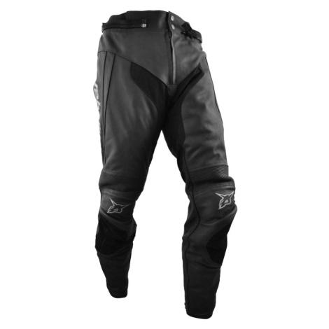 Kožené Moto Kalhoty Rebelhorn Stroke