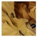 ALPINE PRO GABRIELL 3 Pánská zimní bunda MJCP362115 mustard