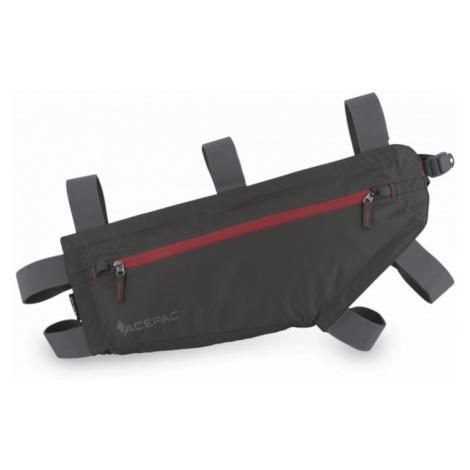 Cyklistická brašna Acepac Zip Frame Bag M grey
