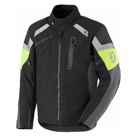 Moto Bunda Scott Definit Pro Dp Mxvii Black-Yellow