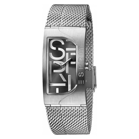 Esprit Houston Bold Black Silver ES1L046M0025