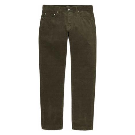 Carhartt WIP Klondike Pant Cypress hnědé I017779_6302