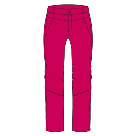 URECCA women's softshell pants pink LOAP