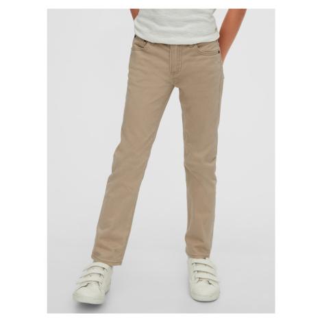 GAP béžové dětské džíny