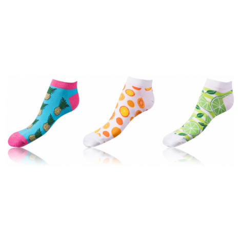 3PACK socks crazy Bellinda multicolored (BE491005-329)