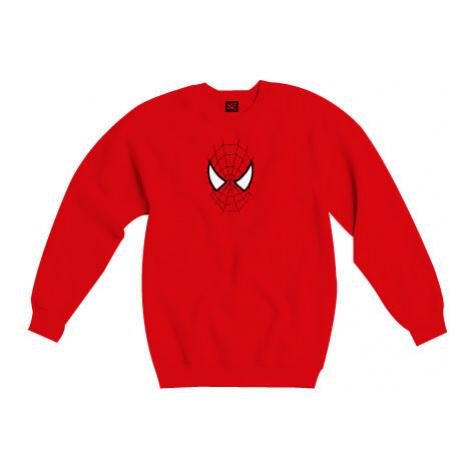 Dětská mikina bez kapuce Spiderman