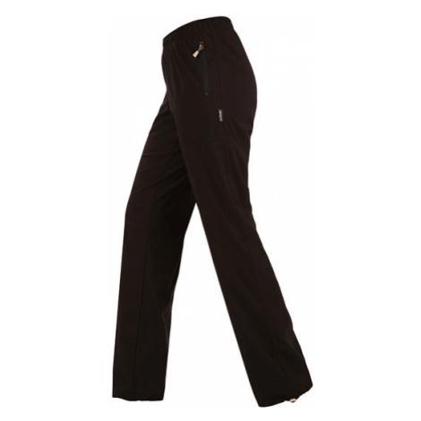 Dámské kalhoty zateplené Litex 99478 | černá