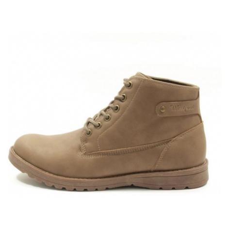Westport DONEL hnědá - Pánské kotníkové boty