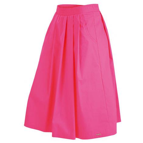 Dámská sukně Litex 5A291 | růžová