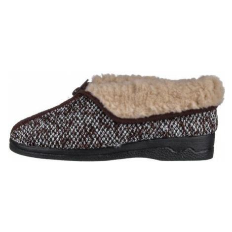 ROGALLO, Domácí obuv  14677 hnědá EU 41