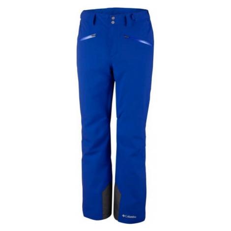 Columbia SNOW FREAK PANT modrá - Pánské lyžařské kalhoty