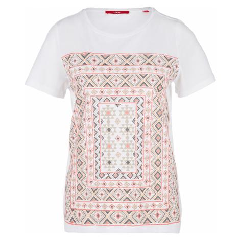 s.Oliver dámské tričko 14.005.32.5313/01D1