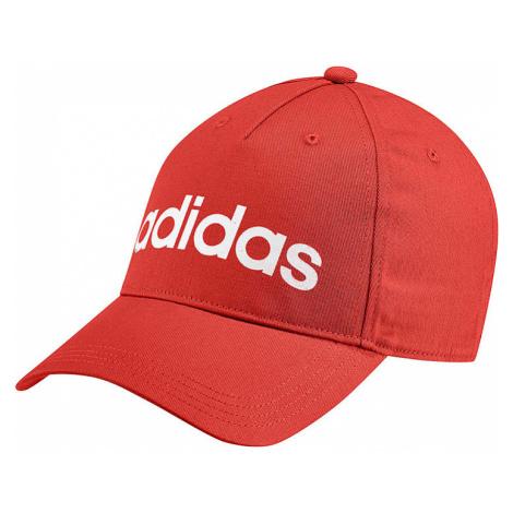 Pánská červená čepice Adidas