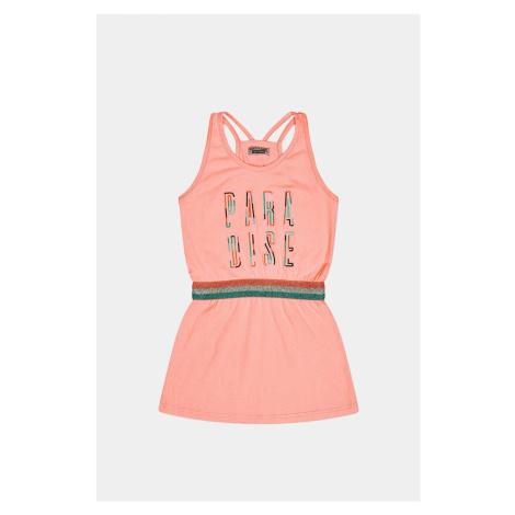 Dívčí šaty Neon