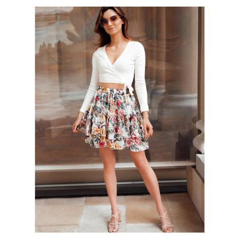 Women's skirt Edoti GLR010
