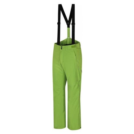 HANNAH CLARK Pánské lyžařské kalhoty 10007158HHX01 Lime green