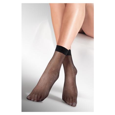 Síťované ponožky Kabarette Gabriella