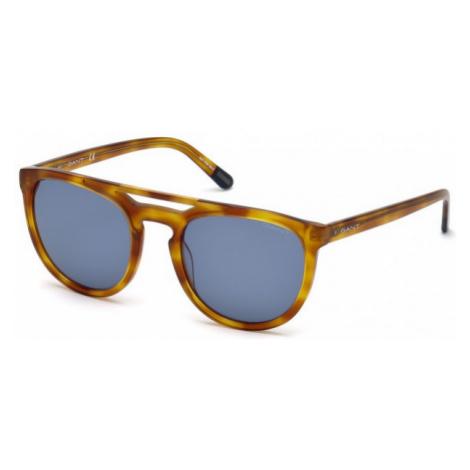 GANT GANT pánské žíhané sluneční brýle