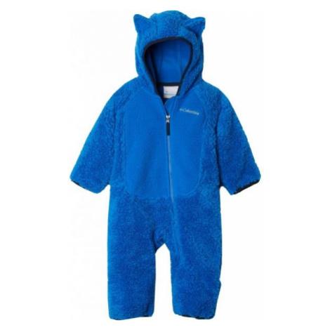 Columbia FOXY BABY SHERPA BUNTING modrá - Dětský overal