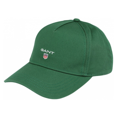 GANT Klobouk zelená / bílá / červená / námořnická modř