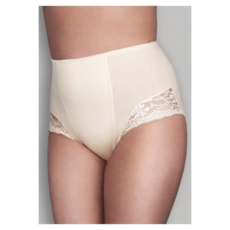 Stahovací kalhotky Ela super - Mitex Béžová