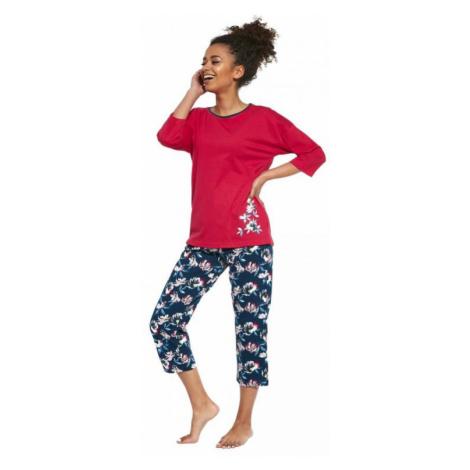 Dámské pyžamo Cornette 391/248 Katherine   růžová