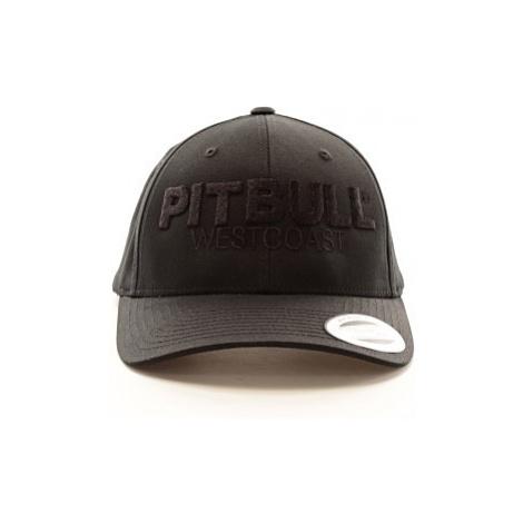 Kšiltovka PitBull West Coast Snapback Classic SEASCAPE černá