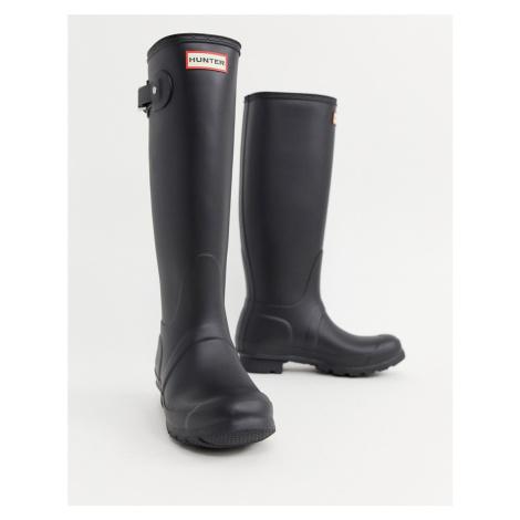 Hunter Original Tall Black Wellington Boots