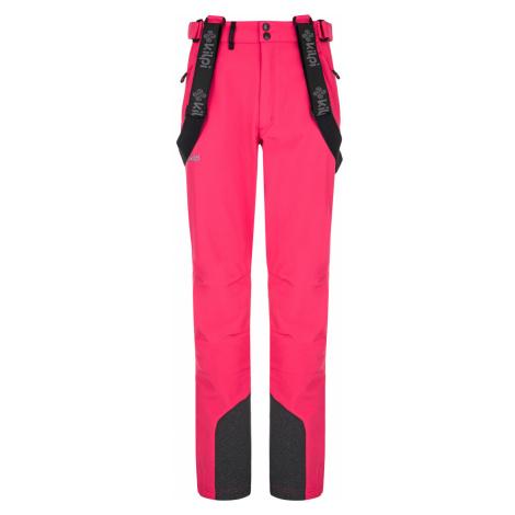 KILPI Dámské lyžařské softshellové kalhoty RHEA-W NL0047KIPNK Růžová