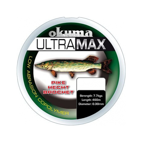 Okuma Ultramax Pike Green