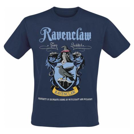 Harry Potter Ravenclaw tricko modrá