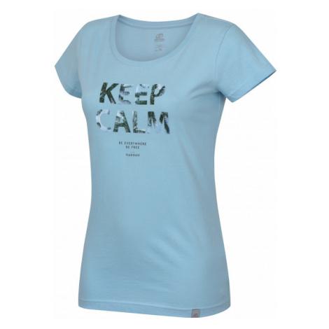 Dámské tričko Hannah Talimana cool blue