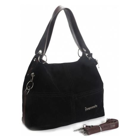 Dámská kožená kabelka M690 FashionEU