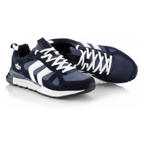 Elred kožená obuv s reflexními prvky ALPINE PRO